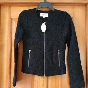 BB Dakota Zip Cardigan Size XS